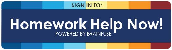 Sign in to Homework Help Now - Powered by Brainfuse