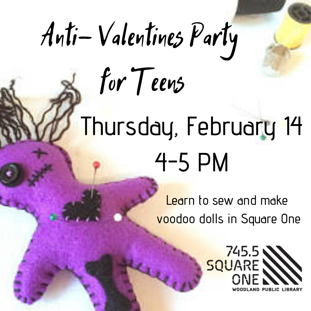 Anti- Valentines Party for Teens