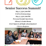Senior Success Summit Website Flyer