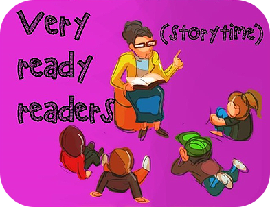 Very Ready Readers - Story Time