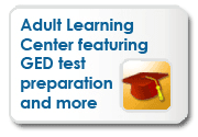 Adult Learning Center Featuring GED Test Preparation and More