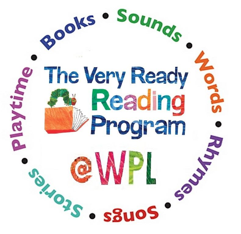 Very Ready Reader Logo